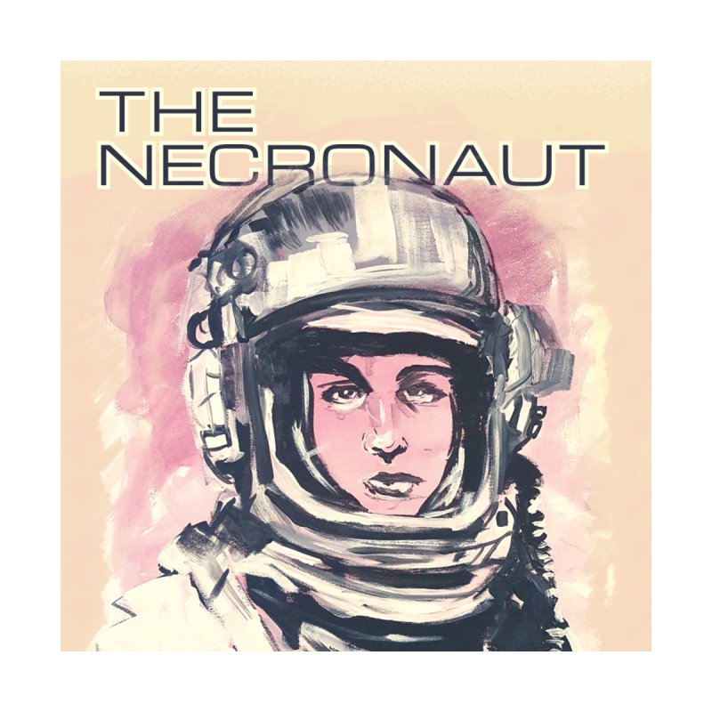 The Necronaut Cover by Spaceboy Books LLC's Artist Shop