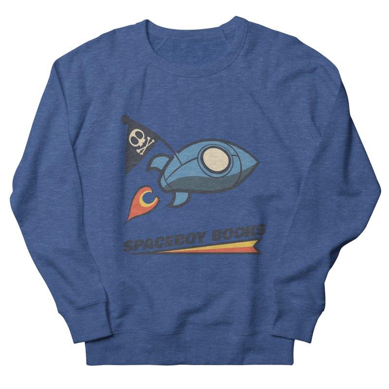 Spaceboy Books Brandmark Men's Sweatshirt by Spaceboy Books LLC's Artist Shop