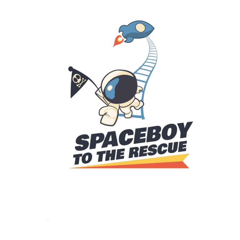 To the Rescue - Small   by Spaceboy Books LLC's Artist Shop