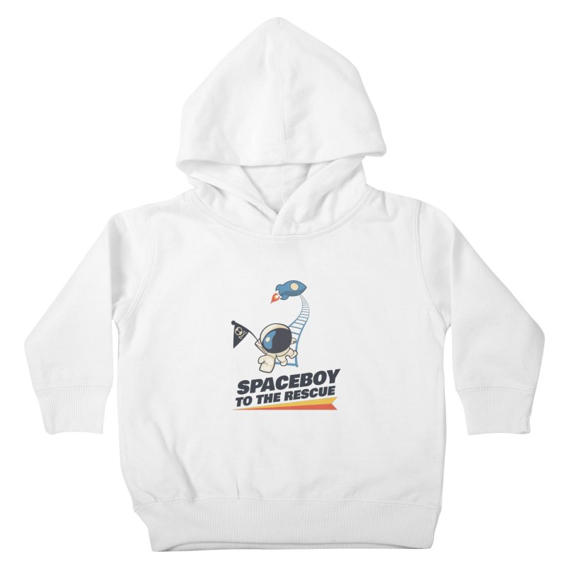 To the Rescue - Small Kids Toddler Pullover Hoody by Spaceboy Books LLC's Artist Shop