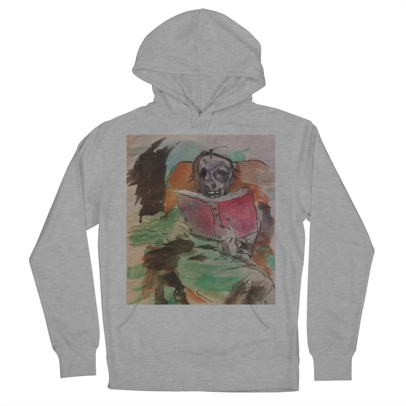 BONED Every Which Way 2016 - Reading Women's French Terry Pullover Hoody by Spaceboy Books LLC's Artist Shop