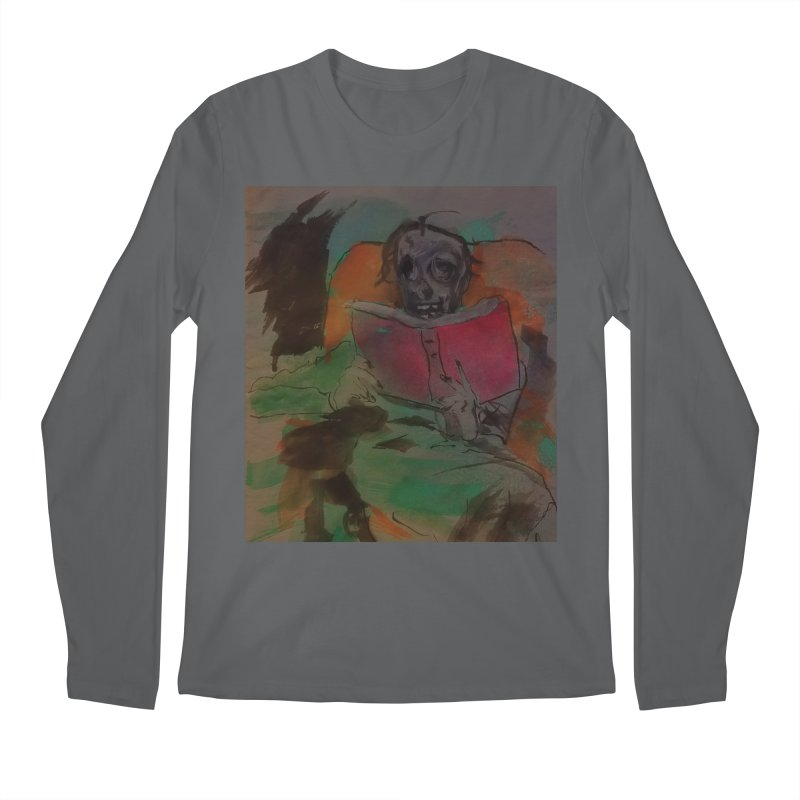 BONED Every Which Way 2016 - Reading Men's Longsleeve T-Shirt by Spaceboy Books LLC's Artist Shop