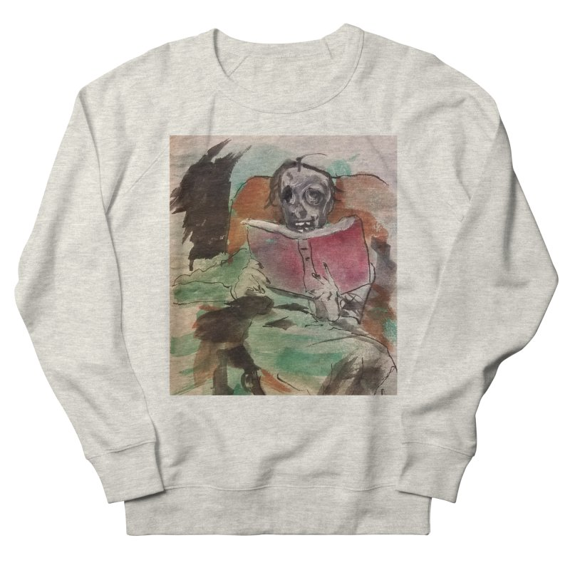 BONED Every Which Way 2016 - Reading Women's French Terry Sweatshirt by Spaceboy Books LLC's Artist Shop