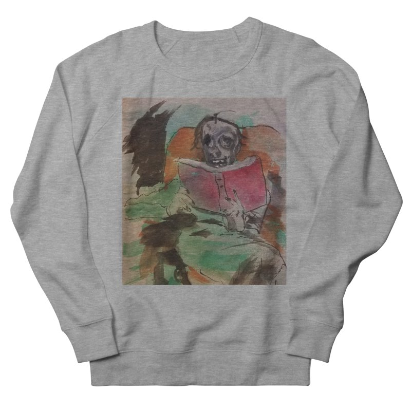 BONED Every Which Way 2016 - Reading Men's French Terry Sweatshirt by Spaceboy Books LLC's Artist Shop