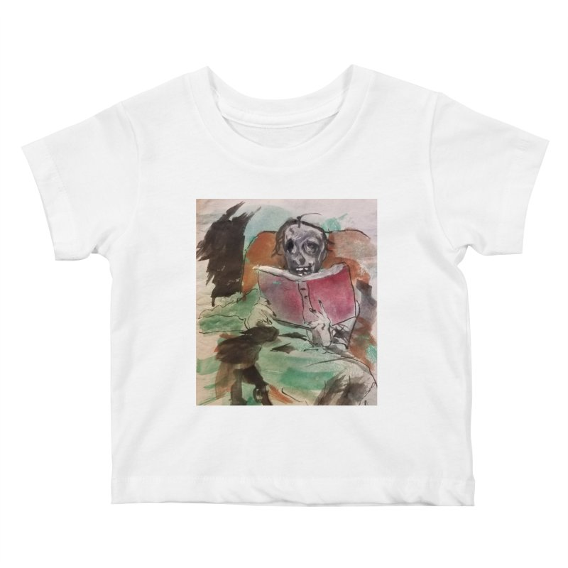 BONED Every Which Way 2016 - Reading Kids Baby T-Shirt by Spaceboy Books LLC's Artist Shop