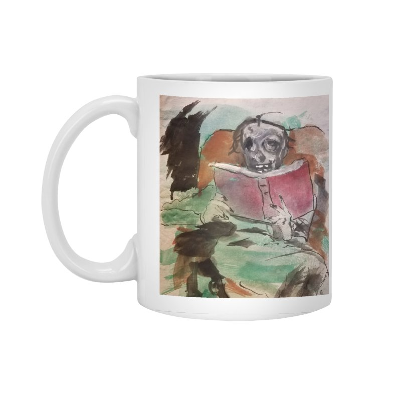 BONED Every Which Way 2016 - Reading Accessories Mug by Spaceboy Books LLC's Artist Shop