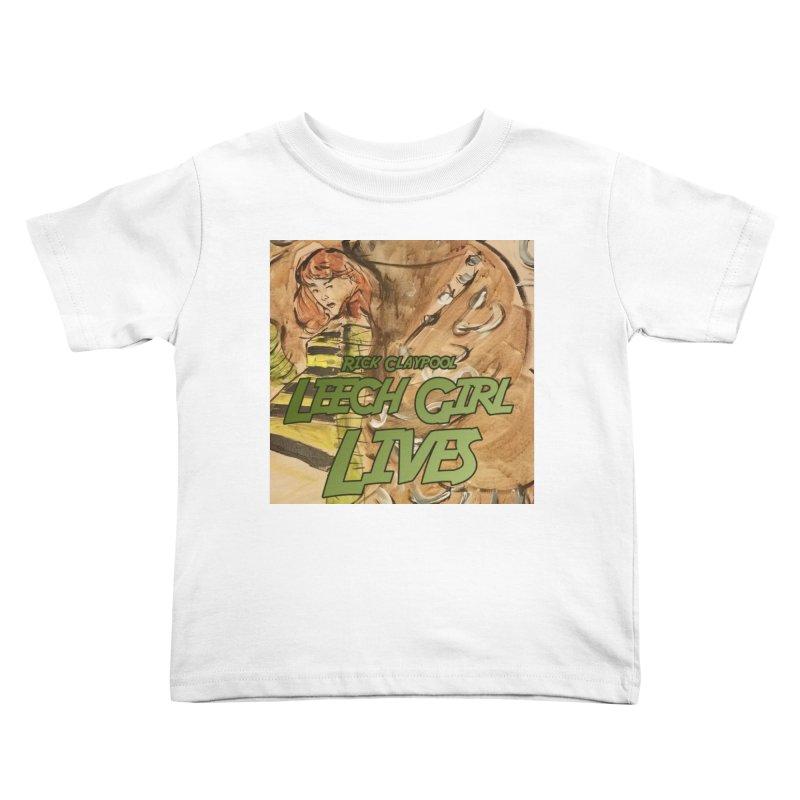 Margo Chicago fights a Tardigrade - Leech Girl Lives Kids Toddler T-Shirt by Spaceboy Books LLC's Artist Shop