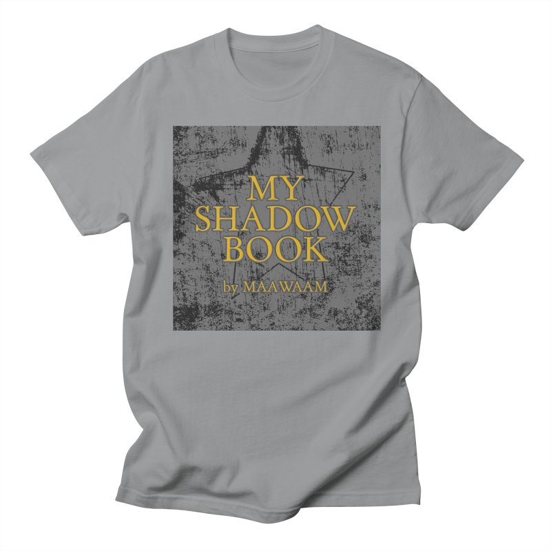 My Shadow Book by Maawaam Men's Regular T-Shirt by Spaceboy Books LLC's Artist Shop