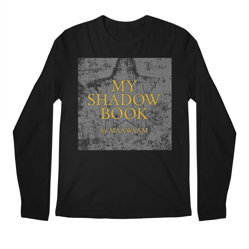 My Shadow Book by Maawaam Men's Regular Longsleeve T-Shirt by Spaceboy Books LLC's Artist Shop