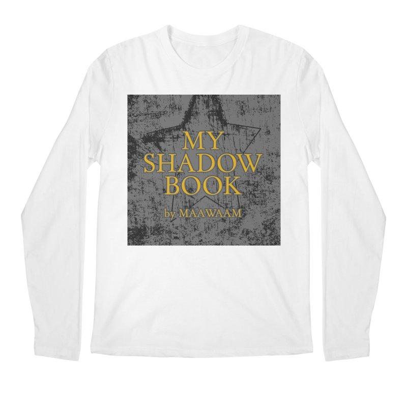 My Shadow Book by Maawaam Men's Longsleeve T-Shirt by Spaceboy Books LLC's Artist Shop