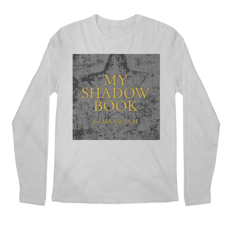 My Shadow Book by Maawaam Men's Longsleeve T-Shirt by Spaceboy Books LLC's Artist Shop