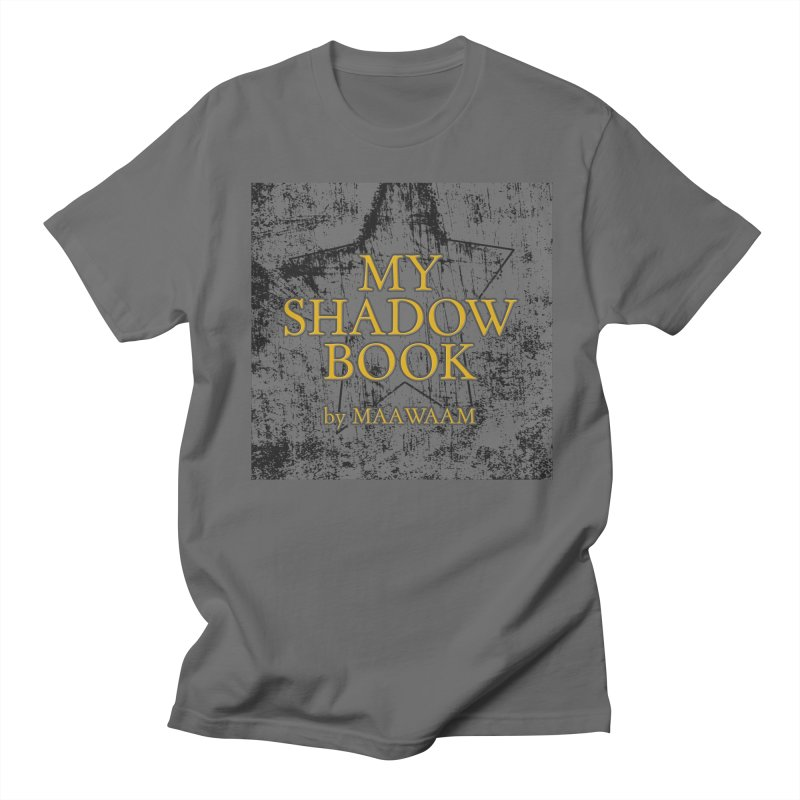 My Shadow Book by Maawaam Men's T-Shirt by Spaceboy Books LLC's Artist Shop