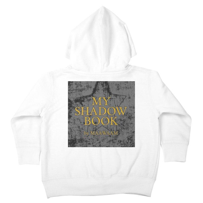 My Shadow Book by Maawaam Kids Toddler Zip-Up Hoody by Spaceboy Books LLC's Artist Shop
