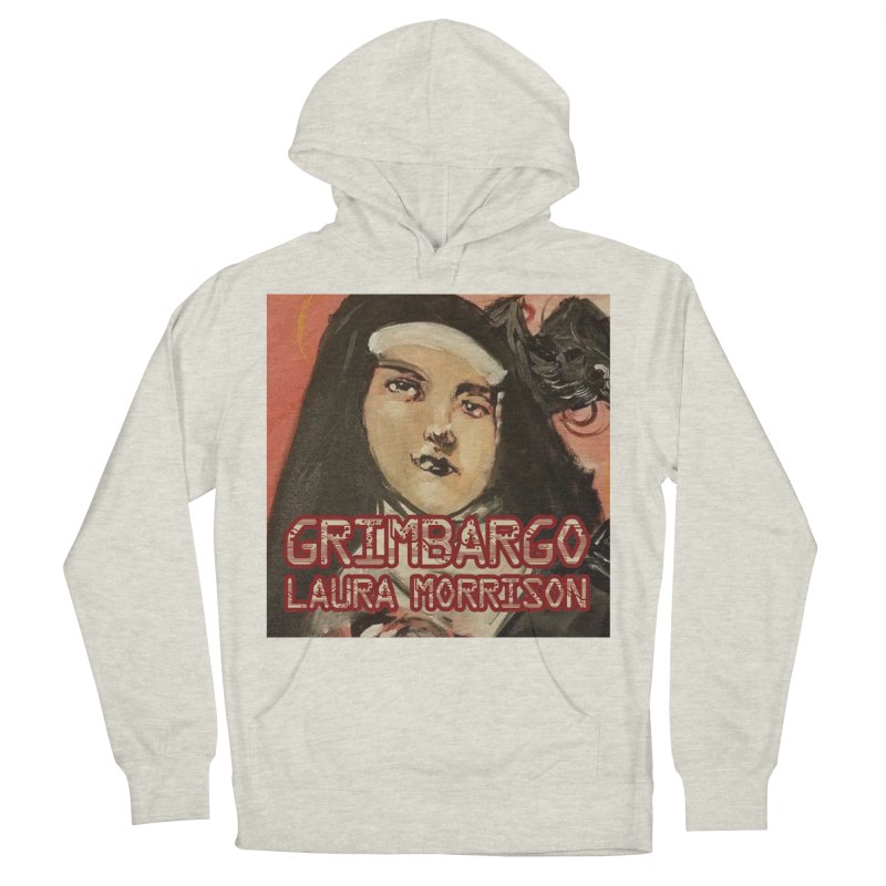 Grimbargo by Laura Morrison Women's French Terry Pullover Hoody by Spaceboy Books LLC's Artist Shop