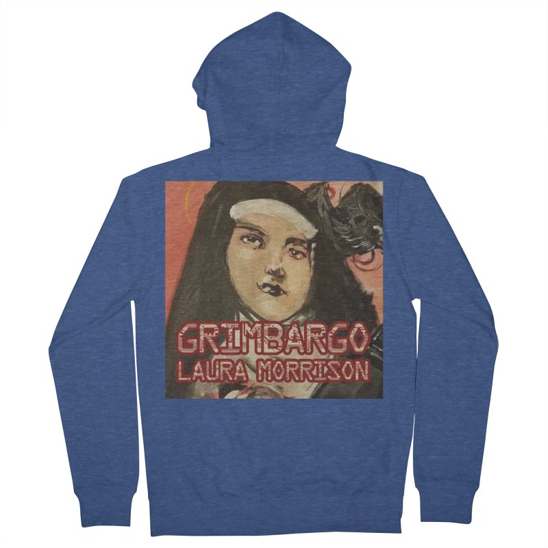 Grimbargo by Laura Morrison Women's French Terry Zip-Up Hoody by Spaceboy Books LLC's Artist Shop