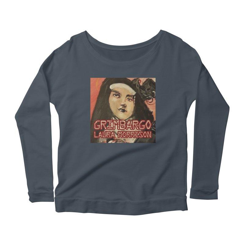 Grimbargo by Laura Morrison Women's Scoop Neck Longsleeve T-Shirt by Spaceboy Books LLC's Artist Shop