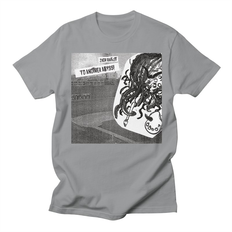 To Another Abyss! Men's Regular T-Shirt by Spaceboy Books LLC's Artist Shop