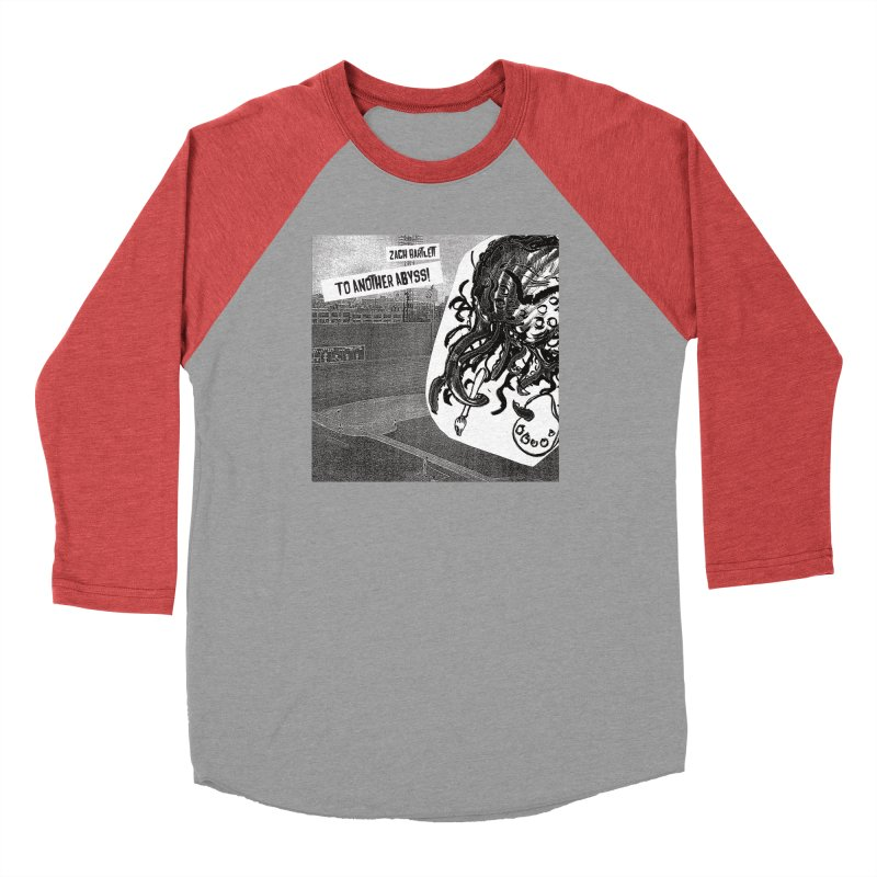 To Another Abyss! Men's Longsleeve T-Shirt by Spaceboy Books LLC's Artist Shop