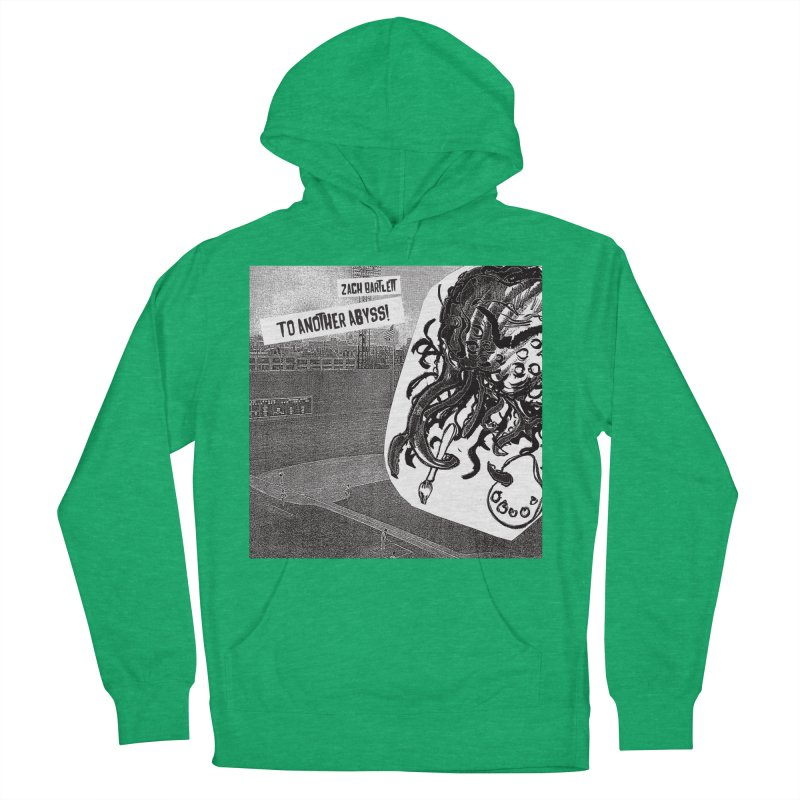 To Another Abyss! Women's French Terry Pullover Hoody by Spaceboy Books LLC's Artist Shop