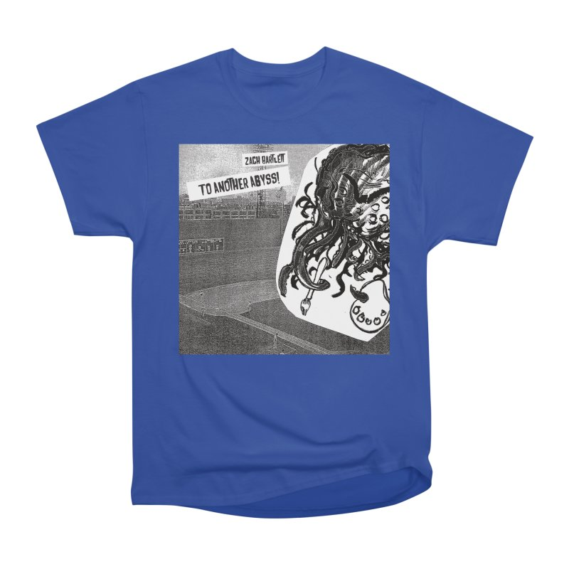 To Another Abyss! Men's Heavyweight T-Shirt by Spaceboy Books LLC's Artist Shop