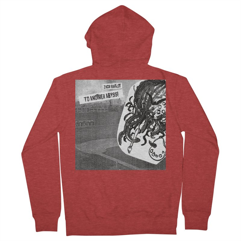 To Another Abyss! Women's French Terry Zip-Up Hoody by Spaceboy Books LLC's Artist Shop