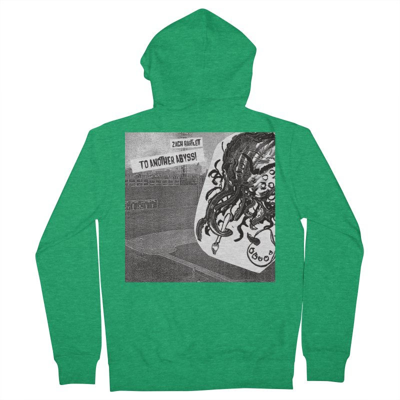 To Another Abyss! Men's Zip-Up Hoody by Spaceboy Books LLC's Artist Shop