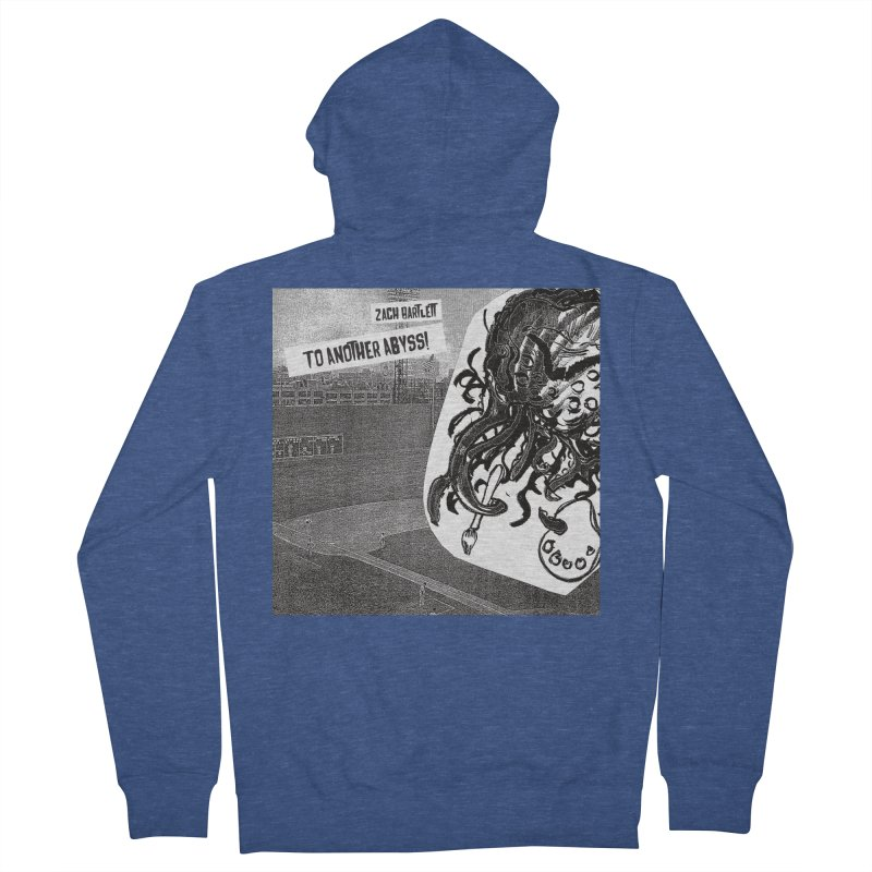 To Another Abyss! Men's French Terry Zip-Up Hoody by Spaceboy Books LLC's Artist Shop