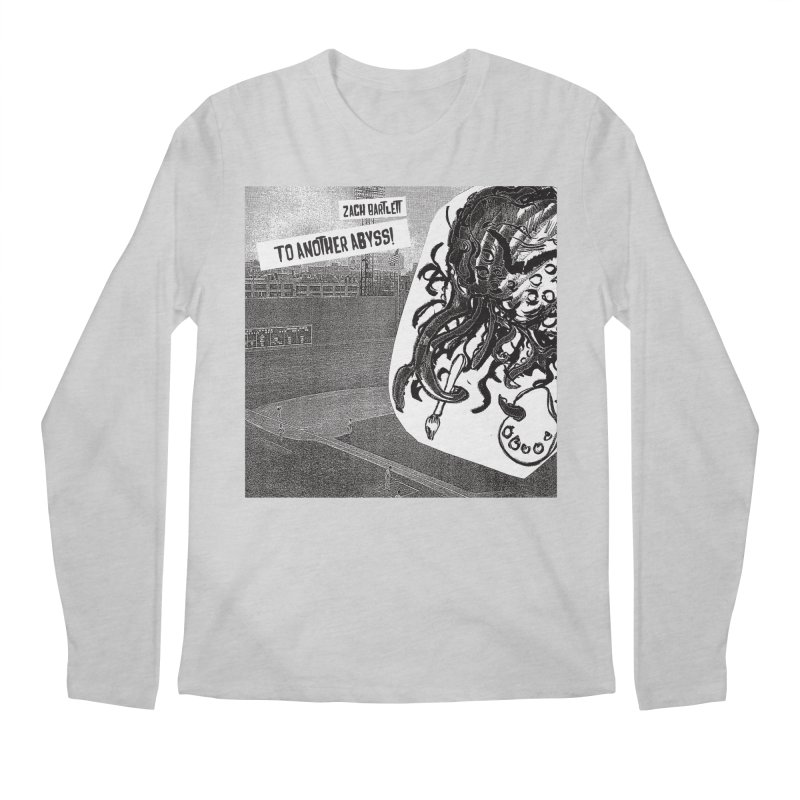 To Another Abyss! Men's Regular Longsleeve T-Shirt by Spaceboy Books LLC's Artist Shop