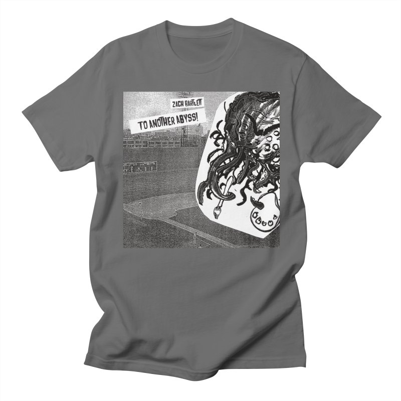 To Another Abyss! Men's T-Shirt by Spaceboy Books LLC's Artist Shop