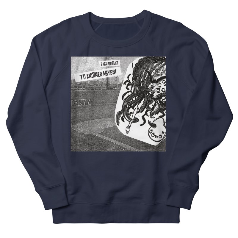 To Another Abyss! Women's French Terry Sweatshirt by Spaceboy Books LLC's Artist Shop