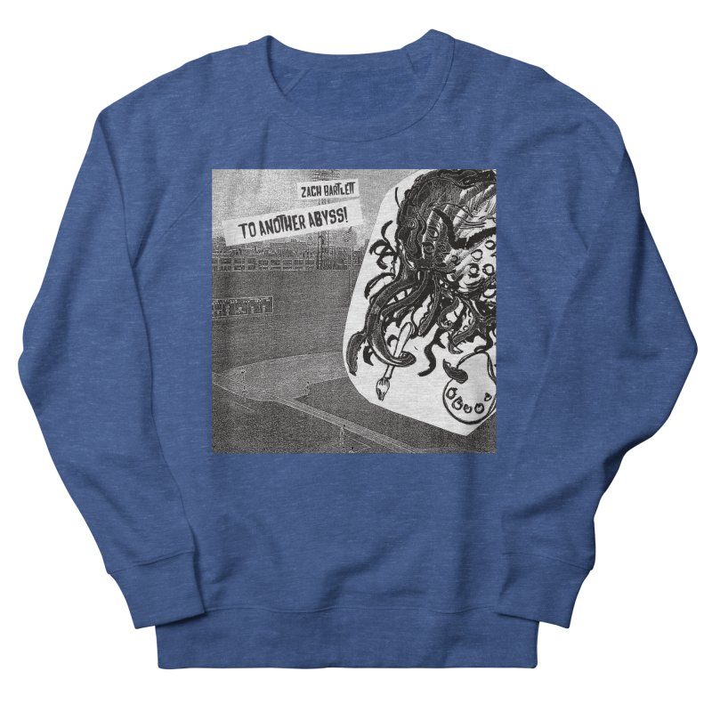 To Another Abyss! Men's French Terry Sweatshirt by Spaceboy Books LLC's Artist Shop
