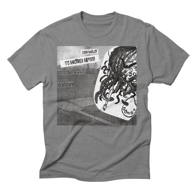 To Another Abyss! Men's Triblend T-Shirt by Spaceboy Books LLC's Artist Shop