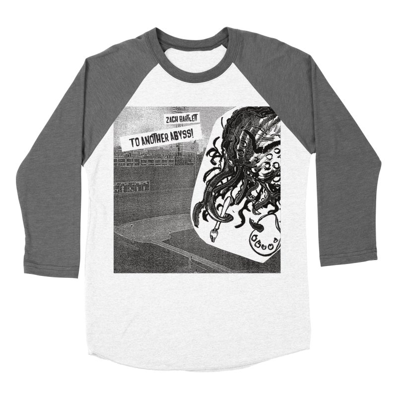 To Another Abyss! Women's Baseball Triblend Longsleeve T-Shirt by Spaceboy Books LLC's Artist Shop