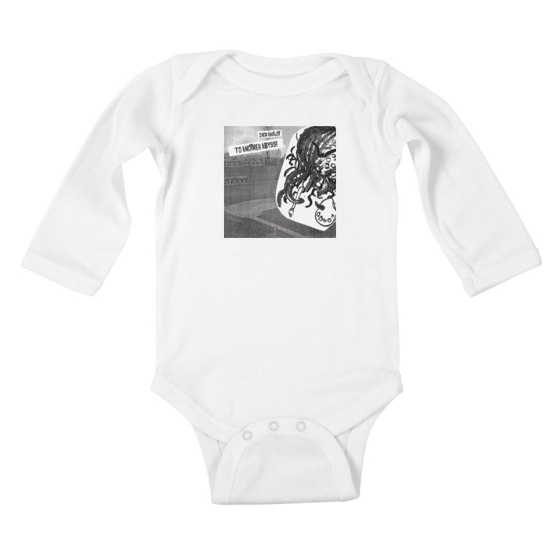 To Another Abyss! Kids Baby Longsleeve Bodysuit by Spaceboy Books LLC's Artist Shop
