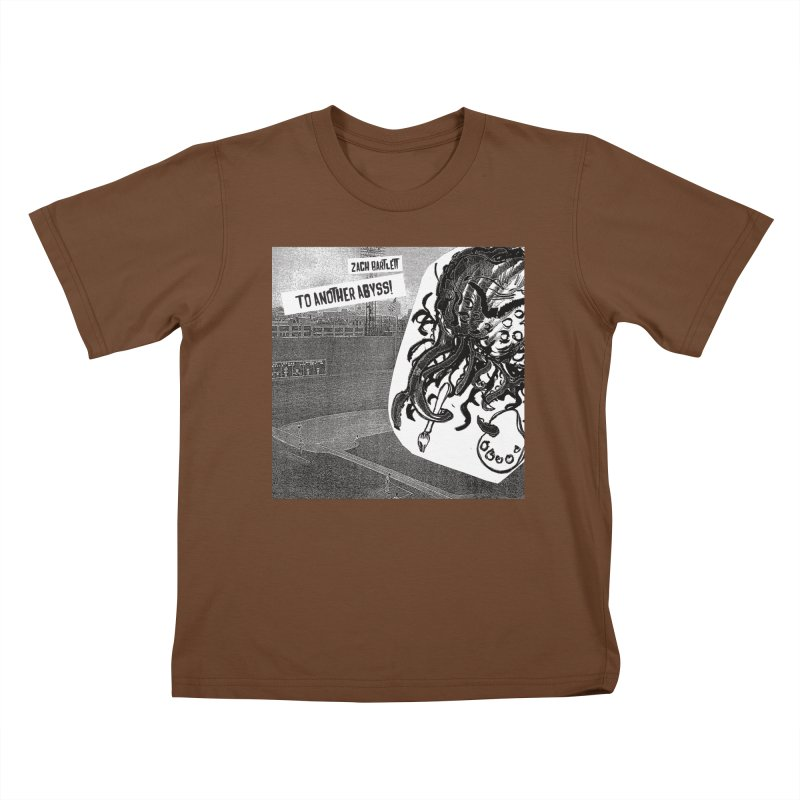 To Another Abyss! Kids T-Shirt by Spaceboy Books LLC's Artist Shop