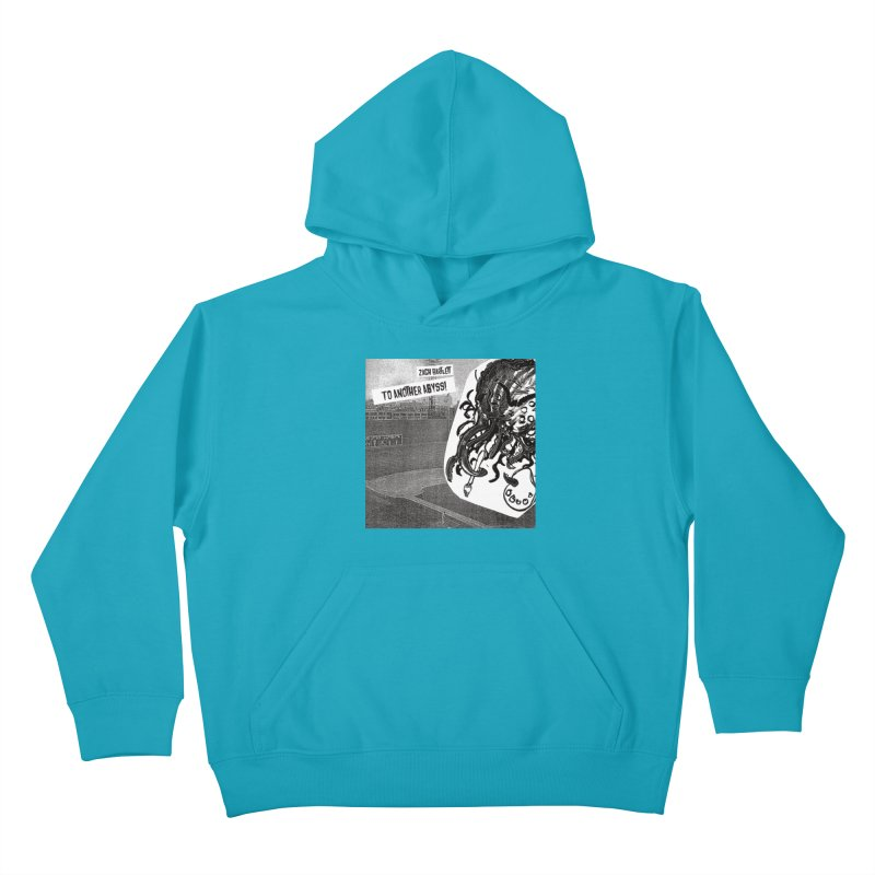 To Another Abyss! Kids Pullover Hoody by Spaceboy Books LLC's Artist Shop