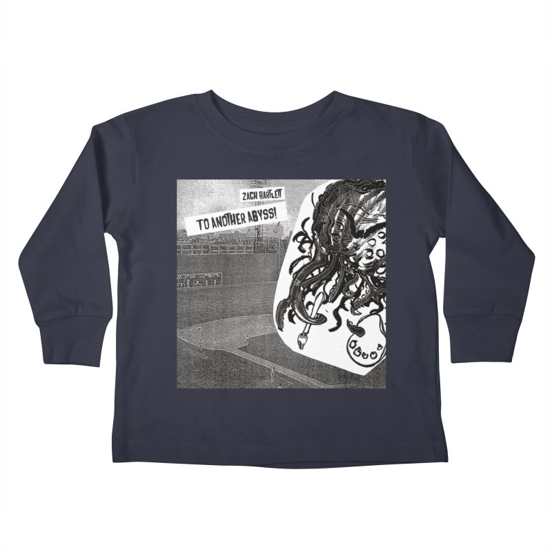 To Another Abyss! Kids Toddler Longsleeve T-Shirt by Spaceboy Books LLC's Artist Shop