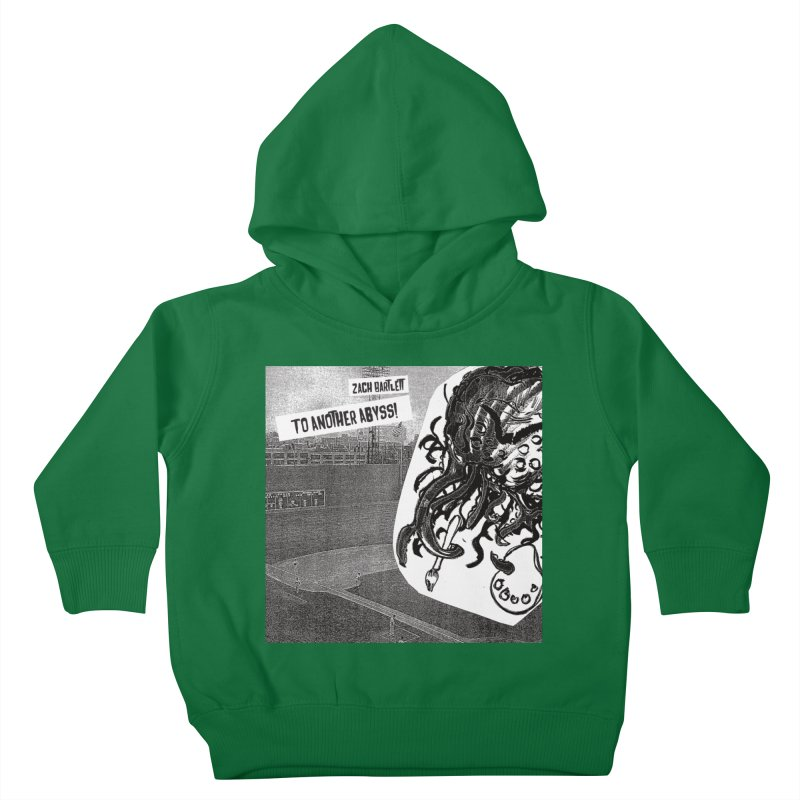 To Another Abyss! Kids Toddler Pullover Hoody by Spaceboy Books LLC's Artist Shop