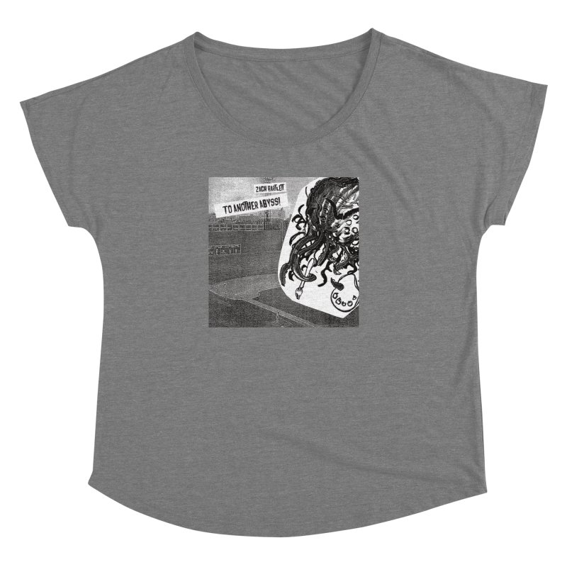 To Another Abyss! Women's Dolman Scoop Neck by Spaceboy Books LLC's Artist Shop