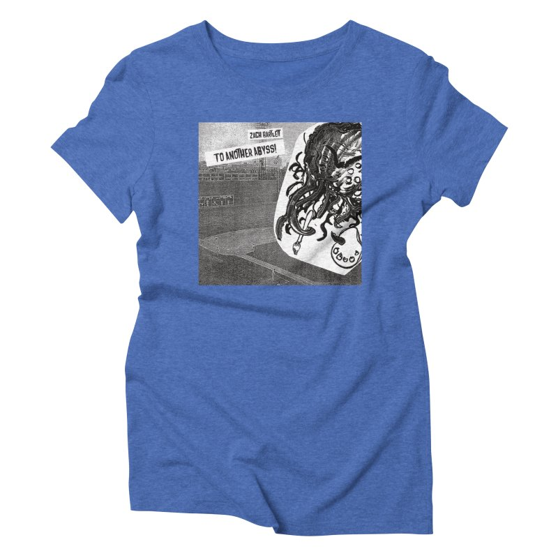 To Another Abyss! Women's Triblend T-Shirt by Spaceboy Books LLC's Artist Shop