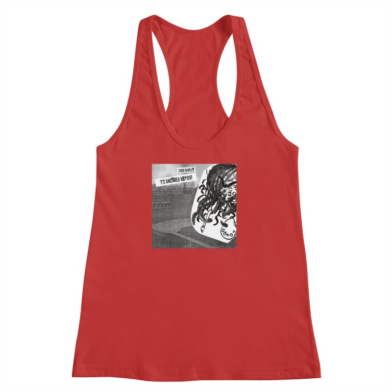 To Another Abyss! Women's Racerback Tank by Spaceboy Books LLC's Artist Shop