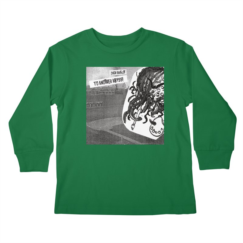 To Another Abyss! Kids Longsleeve T-Shirt by Spaceboy Books LLC's Artist Shop