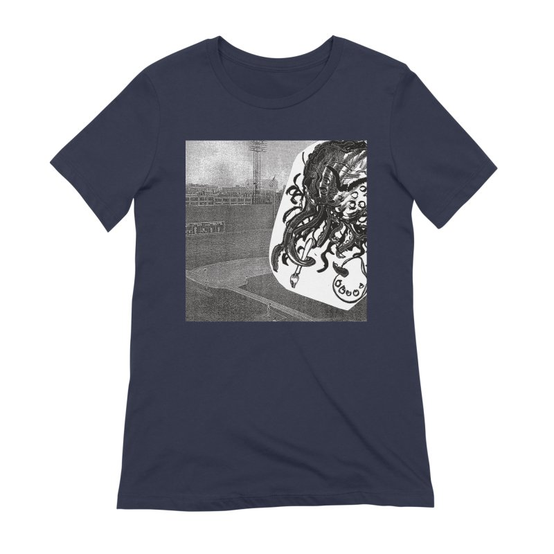 To Another Abyss! No Title Women's Extra Soft T-Shirt by Spaceboy Books LLC's Artist Shop
