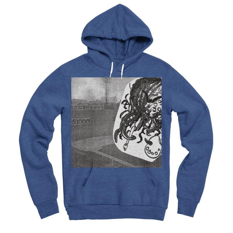 To Another Abyss! No Title Women's Sponge Fleece Pullover Hoody by Spaceboy Books LLC's Artist Shop