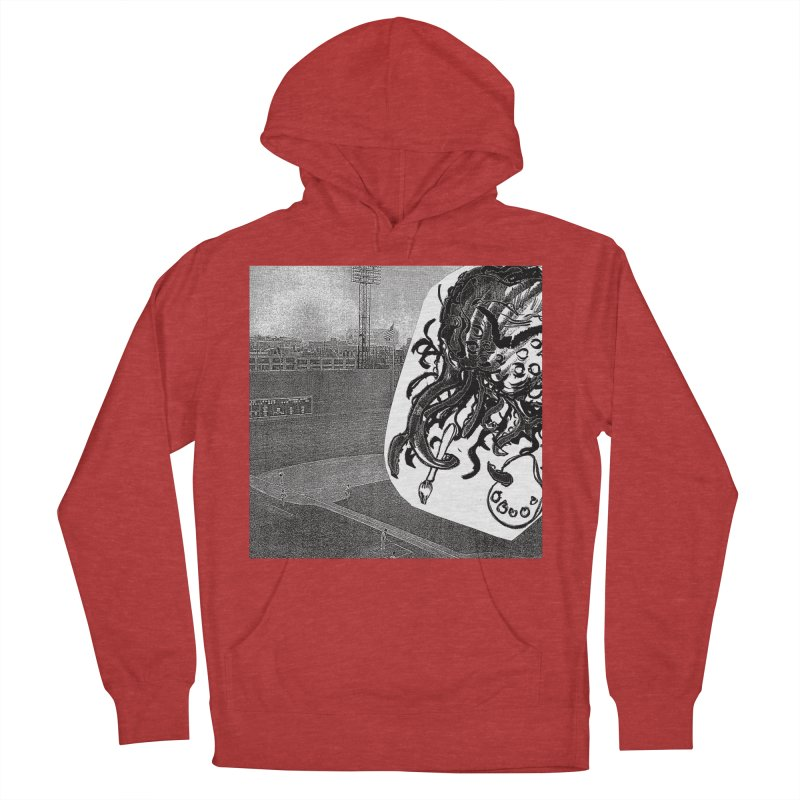 To Another Abyss! No Title Women's French Terry Pullover Hoody by Spaceboy Books LLC's Artist Shop