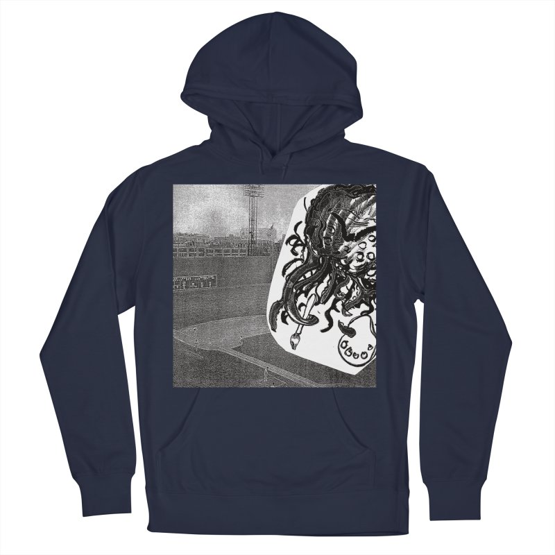 To Another Abyss! No Title Men's French Terry Pullover Hoody by Spaceboy Books LLC's Artist Shop