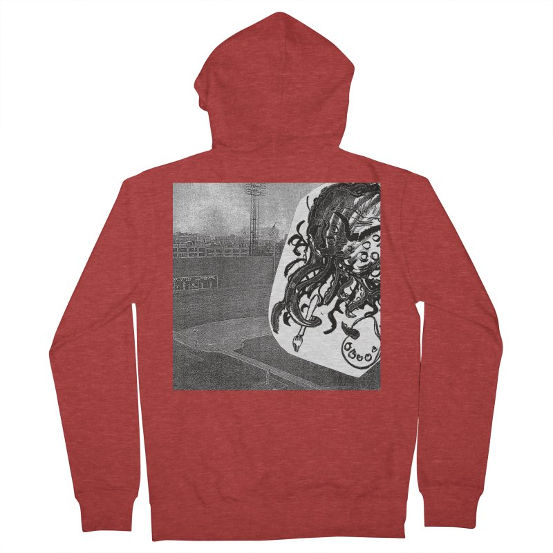 To Another Abyss! No Title Women's French Terry Zip-Up Hoody by Spaceboy Books LLC's Artist Shop