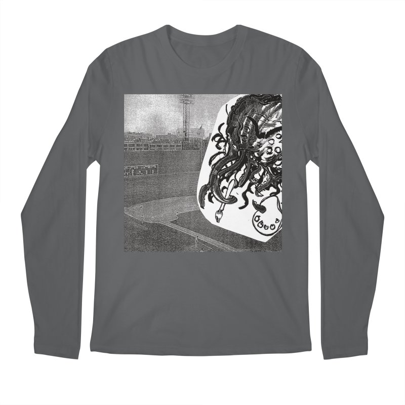 To Another Abyss! No Title Men's Regular Longsleeve T-Shirt by Spaceboy Books LLC's Artist Shop