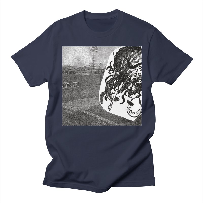 To Another Abyss! No Title Men's Regular T-Shirt by Spaceboy Books LLC's Artist Shop