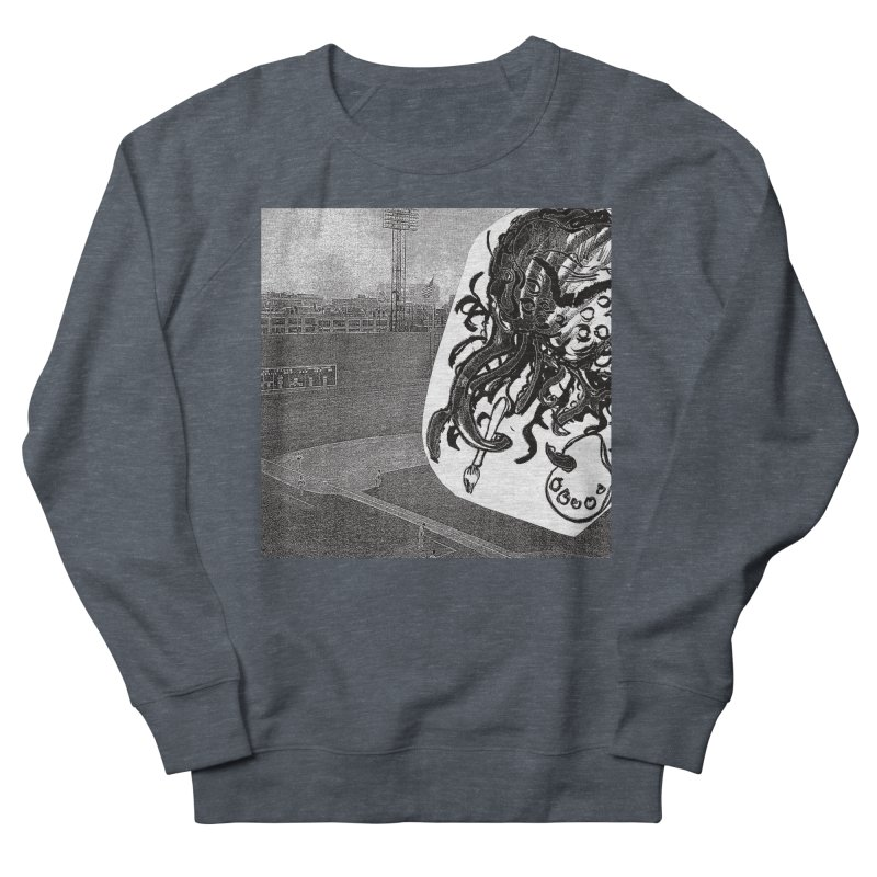 To Another Abyss! No Title Men's French Terry Sweatshirt by Spaceboy Books LLC's Artist Shop